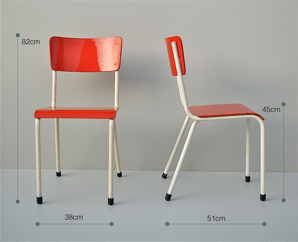 4 stoelen met een speels karakter trendy decoration for Trendy stoelen